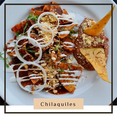 Chilaquiles Coronela